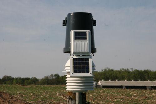 Weatherstaion Setup Info